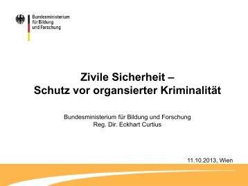 Zivile Sicherheit - KIRAS Sicherheitsforschung