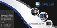 Kompetente und innovative Lösungen für Yachten - Radio Koch