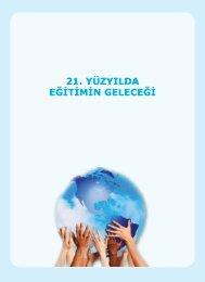 21. yüzyılda eğitimin geleceği - Vizyon21.Yüzyıl