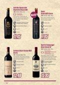 Novità e vini più venduti 2012 - Denner Wineshop.ch - Page 6