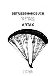 BETRIEBSHANDBUCH - Nova Paragliding