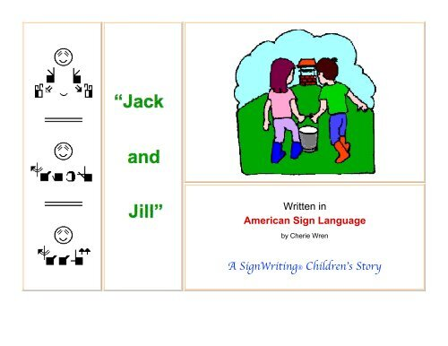 Jack And Jill In American Sign Language