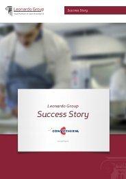 Success Story lesen - Leonardo Group