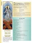 Sophia - Melkite Eparchy of Newton - Page 2