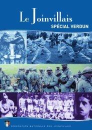 Le Bulletin - Fédération Nationale des Joinvillais - Comité National ...