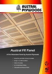 Austral FR Panel