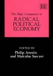 The Elgar Companion to Radical Political Economy - Free