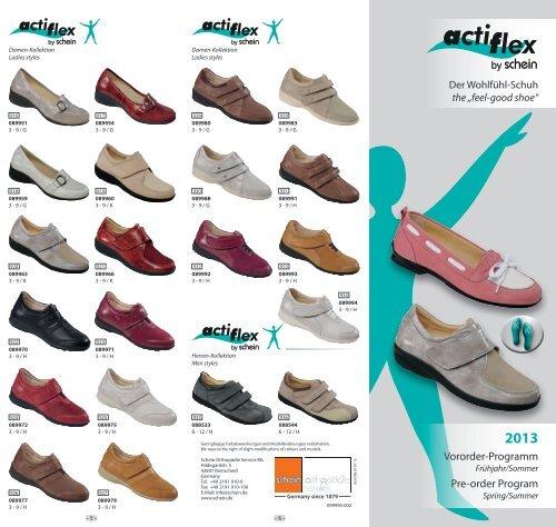 feel-good shoe - Schein