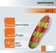 Seminarbroschüre 2. Halbjahr 2012 - Schein