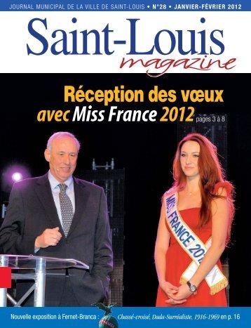 Saint-Louis magazine n° 28 en pdf