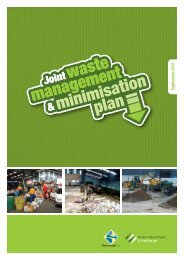 Joint Waste Management and Minimisation Plan - Western Bay of ...
