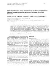 Full Text PDF - Kounaves Research Group - Tufts University