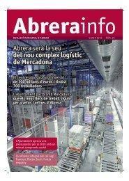 Abrerainfo Gener.pdf - Ajuntament d'Abrera