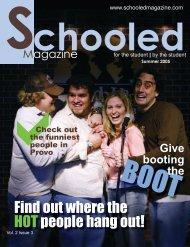 summer - Schooled Magazine