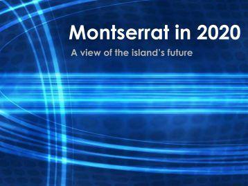 Montserrat in 2020 - Government of Montserrat