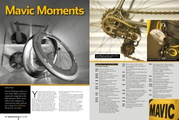 MAVIC Moments - Groupe Sportif