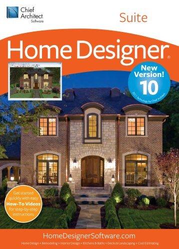 Awesome Home Designer®   Home Design Software
