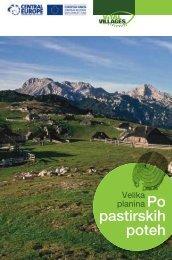 Po pastirskih poteh - Razvojni center Srca Slovenije