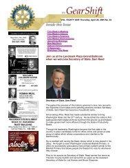 April 28, 2005 - Rotary 8