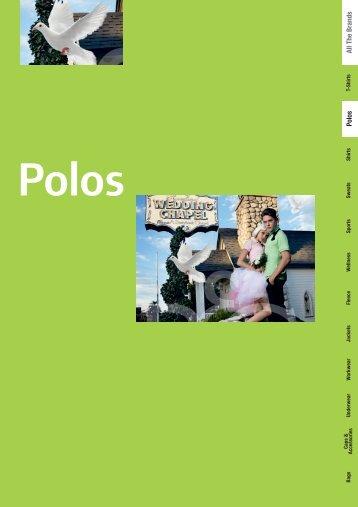 Polos AllThe Brands