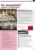 Multifunktionale Wunderwelt -  Austrian Convention Bureau - Seite 5