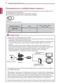 Руководство пользователя - LG B2B - Page 6