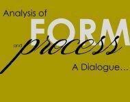 FORM a dialogue 121026 – all slides