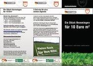 KUNSTRASENPLATZ - SC Hemmingen-Westerfeld