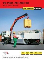 bijlage: Brochure PK 12001-EH - Palfinger