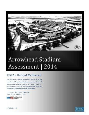 Arrowhead Stadium Assessment