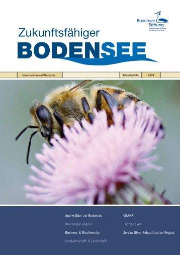 Auenwälder am Bodensee - Bodensee-Stiftung