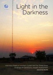 Light in the Darkness - Internews