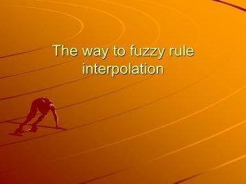 i=1 - Fuzz-IEEE 2011