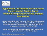 Two Hypothermia Levels Post Cardiac Arrest Trial Conclusions - 1