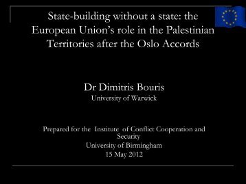 Birmingham Presentation Bouris.pdf - University of Birmingham