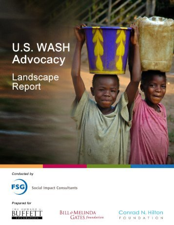 U.S. WASH Advocacy - FSG