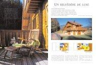 Magazine n°26 (Chalet dans les Vosges) - Chalet & Maison bois ...