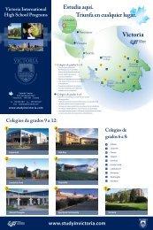 Victoria International High School