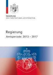 Regierung des Fürstentums Liechtenstein