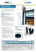 Cortinas a Gas TecnaTherm SEET - Page 3