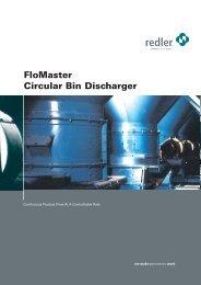 FloMaster Circular Bin Discharger - Schenck Process GmbH