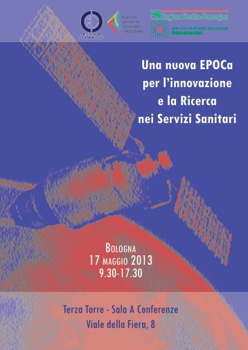 programma completo - Agenzia sanitaria regionale Emilia-Romagna ...