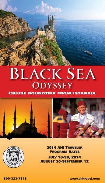 BLACK SEA - AHI International