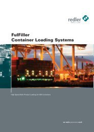 FulFiller Container Loading Systems - Schenck Process GmbH