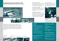Loading Automation System - Schenck Process GmbH