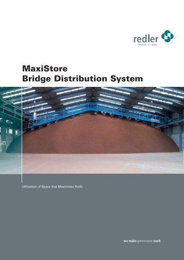 MaxiStore Bridge Distribution System - Schenck Process GmbH