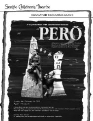 Pero - Seattle Children's Theatre