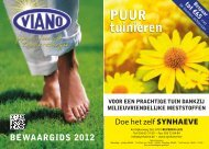 Download hier onze Viano folder 2012 - Synhaeve