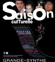 Saison culturelle 2011/2012 - Ville de Grande-Synthe
