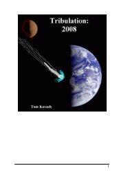 Tribulation: 2008 - Tom Kovach